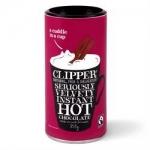 Фото Clipper - Растворимый Горячий шоколад, 350 г