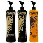 Фото Coiffer Blindagem - Набор для выпрямления и восстановления сухих и ломких волос, 3*1000 мл