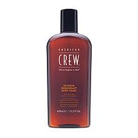 American Crew 24-Hour Deodorant Body Wash - Гель для душа дезодорирующий  450 мл