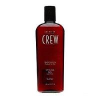 American Crew  Light Hold Gel Tube - Гель для укладки волос слабой фиксации 250 мл