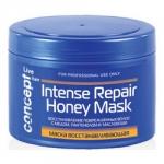 Concept Intense Repair Honey Masque - Маска восстанавливающая с медом для сухих и поврежденных волос, 500 мл