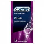 Фото Contex Classic - Презервативы классические, 12 шт