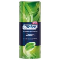 Contex Green Plus - Гель-смазка с антиоксидантом 100 мл.