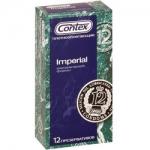 Фото Contex Imperial - Презервативы плотнооблегающие, 12 шт