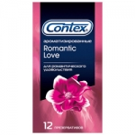 Фото Contex Romantic Love - Презервативы ароматизированные, 12 шт