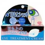 Фото Cosmetex Roland Loshi Eye Treatment Cream - Крем для ухода за кожей вокруг глаз с витамином Е и церамидами, 20 г.