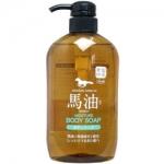 Фото Cosmetex Roland Moisture Horse Oil - Гель для душа, с лошадиным жиром, 600 мл