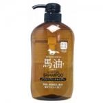Фото Cosmetex Roland Moisture Horse Oil - Шампунь для волос, с лошадиным жиром, 600 мл
