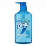 Cow Tonic Shampoo - Шампунь тонизирующий с Ментолом против перхоти, 600 мл.
