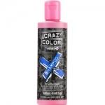 Фото Crazy Color-Rainbow Vibrant Color Shampoo Blue - Шампунь для всех оттенков синего, 250 мл