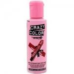 Crazy Color-Renbow Crazy Color Extreme - Краска для волос, тон 40 насыщенный черно-красный, 100 мл
