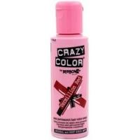 Купить Crazy Color-Renbow Crazy Color Extreme - Краска для волос, тон 40 насыщенный черно-красный, 100 мл
