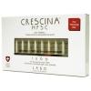 Crescina 1300 - Лосьон для стимуляции роста волос для мужчин, 10 х 3,5 мл
