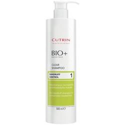 Фото Cutrin Bio+ Clear Shampoo - Шампунь против перхоти для нормальных и окрашенных волос, 500 мл