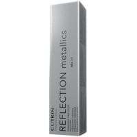 Cutrin Reflection Metallics - Крем-краска для волос, тон 8MS, серебристо-песочный блонд, 60 мл