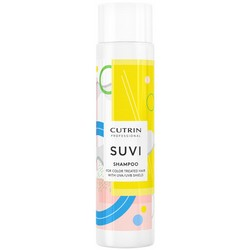 Фото Cutrin Suvi Shampoo - Шампунь для окрашенных волос, 300 мл
