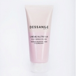 Фото Dessange Coloured Hair - Крем питательный, сияние, для окрашенных волос, 200 мл
