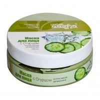 Купить Aasha Herbals - Маска для лица интенсивное увлажнение с огурцом, 150 мл