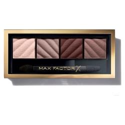 Фото Max Factor Smokey Eye Matte Drama Kit Smokey Onyx - Тени для век и пудра для бровей, тон 30, 3 гр