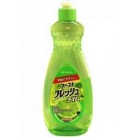 Купить Daiichi Fresh Elegans - Гель для мытья посуды, Лайм, 600 мл., Funs