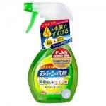 Фото Daiichi Funs - Спрей чистящий, для ванной комнаты, с ароматом свежей зелени, 380 мл