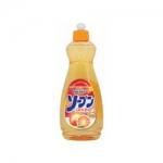Фото Daiichi Orange - Гель для мытья посуды, Апельсин, 600 мл.