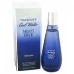 Фото Davidoff Cool Water Night Dive Wom - Туалетная вода, 50 мл.
