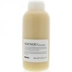Davines Essential Haircare Nounou Shampoo - Шампунь питательный для уплотнения волос, 1000 мл