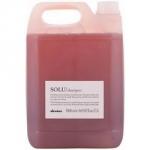 Davines Essential Haircare Solu Shampoo - Шампунь активно освежающий для глубокого очищения волос, 5000 мл