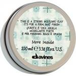 Davines More Inside Strong Moulding Clay - Глина моделирующая для стойкого матового финиша, 75 мл