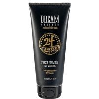Dream Catcher Fresh Formula 24 Active Hair&Body Gel - Гель-дезодорант для душа, 200 мл