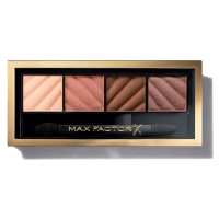 Max Factor Smokey Eye Matte Drama Kit Alluring Nude - Тени для век и пудра для бровей, тон 10, 3 гр