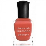 Фото Deborah Lippmann Gel Lab Pro Hot Child In The City - Лак для ногтей, 15 мл