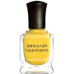 Фото Deborah Lippmann Sheer Yellow Brick Road - Лак для ногтей, 15 мл