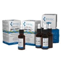 Dekopill Deko3Pill - Натуральный восстанавливающий лосьон для кожи головы, 4х30 мл<br>