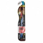 Фото Dental Pro Black Compact Head - Зубная щетка, жесткая