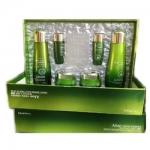 Фото Deoproce Aloe Vera Oasis Special Care 4 Set - Набор уходовый с экстрактом алоэ вера, 2*150 мл, 2 *30 мл, 2*50 г