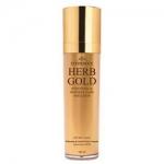 Фото Deoproce Estheroce Herb Gold Whitening And Wrinkle Care Emulsion - Эмульсия для лица омолаживающая, 135 мл