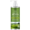 Фото Deoproce Greentea Henna Pure Refresh Hair Pack - Маска для волос с зеленым чаем и хной, 1000 мл