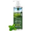 Deoproce Greentea Henna Pure Refresh Shampoo - Шампунь для волос с зеленым чаем и хной, 1000 мл