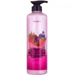 Фото Deoproce Healing Mix Plus Body Cleanser Mix Berry - Гель для душа Ягодный микс, 750 г