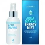 Фото Deoproce Mist Aqua Mirine Energy - Спрей для лица с морской водой, 110 мл