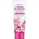 Фото Deoproce Moisture Hand Body Cherry Blossom Lovery - Крем для рук и тела питательный, 100 мл