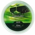 Фото Deoproce Natural Skin Aloe Nourishing Cream - Крем для лица и тела на основе экстракта сока алое, 100 г