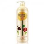 Фото Deoproce Original Essence 2 In 1 Shampoo Camellia - Шампунь-бальзам 2 в 1 камелия, 1000 мл