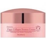 Фото Deoproce Piggy Collagen Bounce Cream - Крем для лица со свиным коллагеном, 100 г