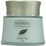 Фото Deoproce Premium Greentea Total Solution Cream - Крем на основе зеленого чая, 60 мл