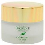 Фото Deoproce Premium Greentea Total Solution Eye Cream - Крем для век увлажняющий с экстрактом зеленого чая, 30 мл