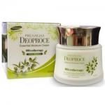 Фото Deoproce Premium Olivetherapy Essential Moisture Cream - Крем увлажняющий с маслом оливы, 60 мл