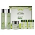 Фото Deoproce Premium Olivetherapy Essential Moisture Skin Care - Набор уходовый с экстрактом оливы, 4*30 мл, 2*150 мл, 60 мл